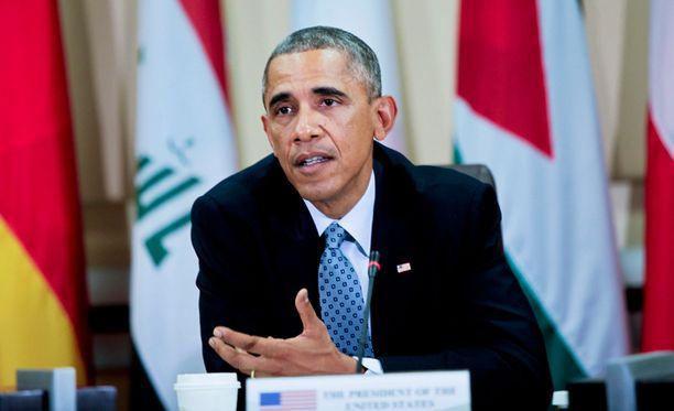 Obama ei usko taudin laajaan leviämiseen Yhdysvalloissa.