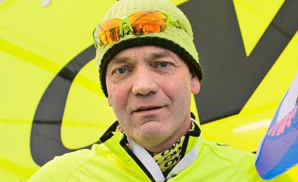 Andreas Bennert johtaa One Way Sportia.