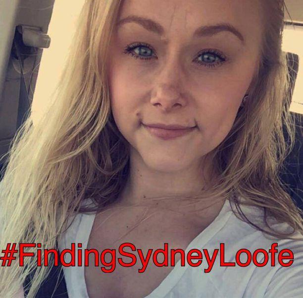 Sydney Loofe löytyi kuolleena.