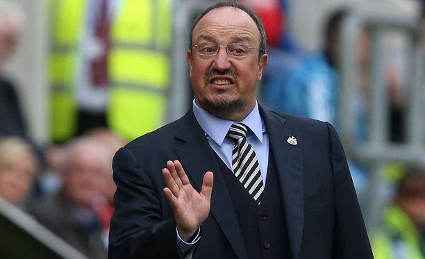 Rafa Benitezin nipulta odotetaan maaleja.