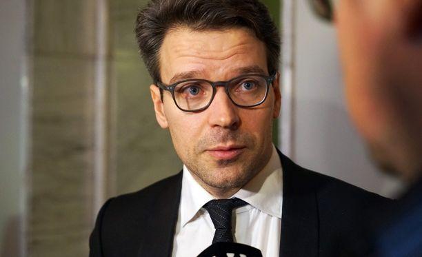 Ville Niinistö (vihr).