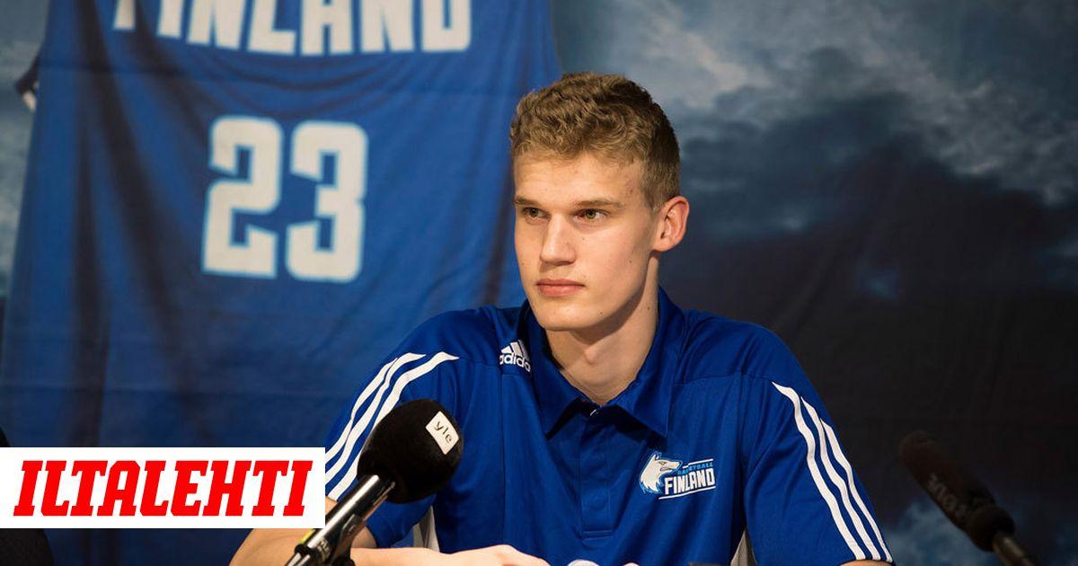 Lauri Markkanen tapasi NBA-tähti Dirk Nowitzkin