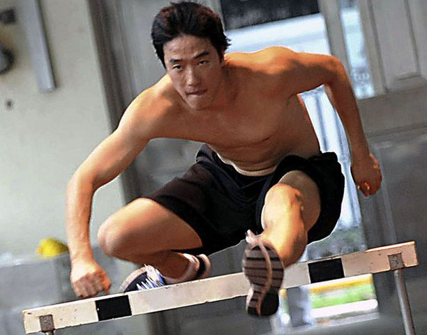 Liu Xiang missaa Berliinin MM-kisat.