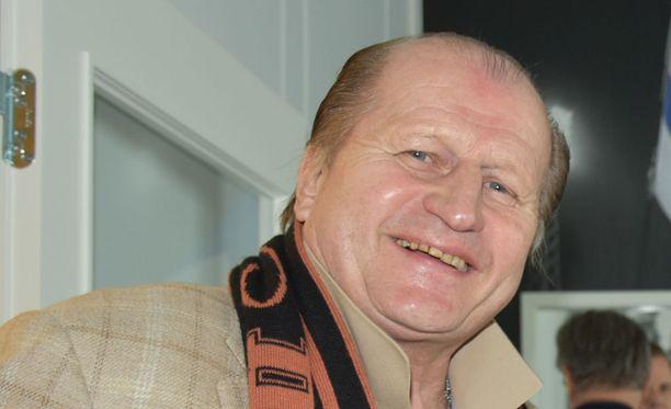 Juhani Tamminen uskoo, että HIFK:hon liitetyn uhoamisen aika on ohitse.