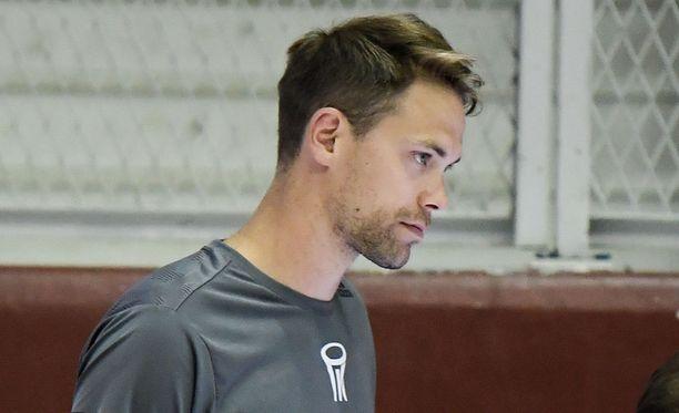 Petteri Koponen on pelannut koripalloa edellisen kerran toukokuussa.