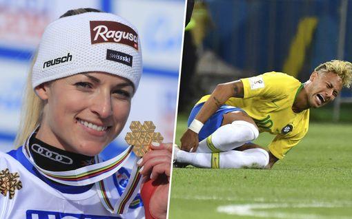 Alppihiihdon kuningatar jätti sosiaalisen median – taustalla Neymar-fanien törkeä käytös