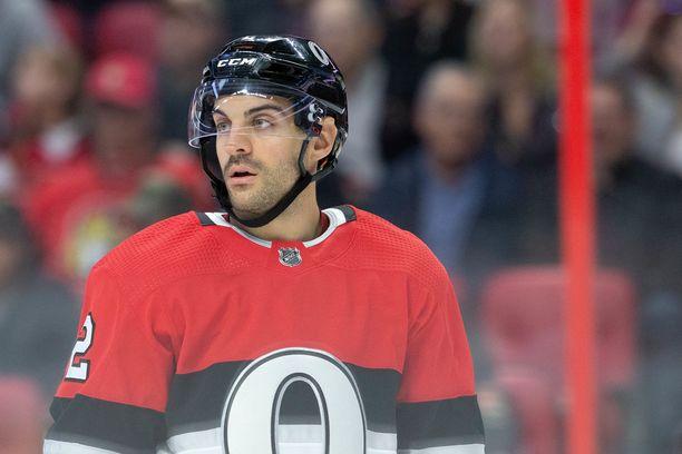 Dylan DeMelon kausi jatkuu Winnipegissä.