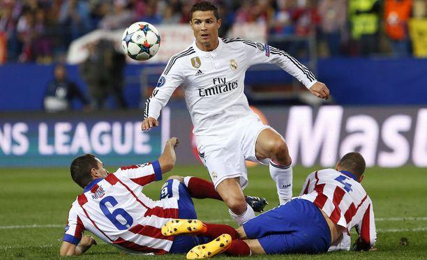 Cristiano Ronaldon ja kumppanien UCL-esityksiä voi seurata jatkossa Viasatilta.