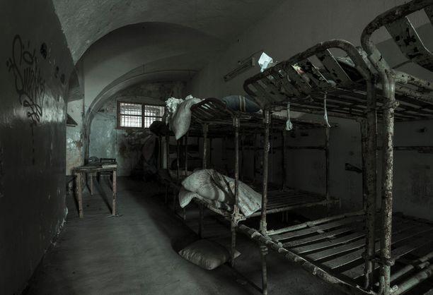 Patarein vankila halutaan kunnostaa museoksi.