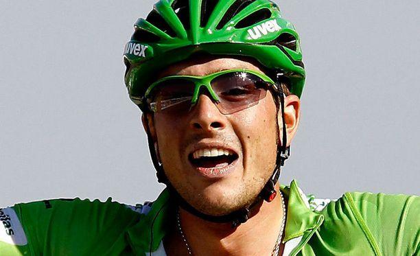 John Degenkolb ajoi etappivoittoon Espanjan ympäriajossa.
