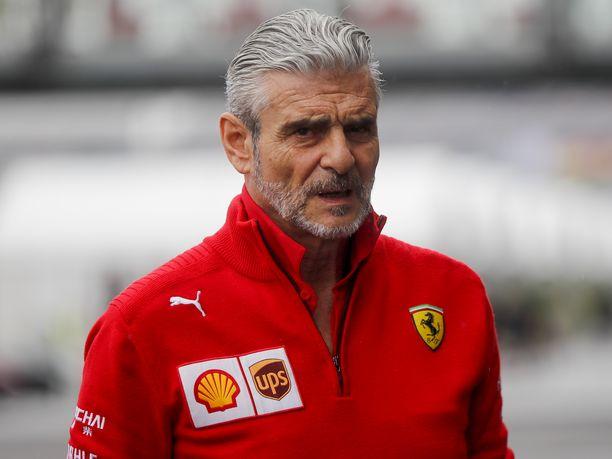 Maurizio Arrivabenen johtama Ferrari-talli on jäämässä taas ilman maailmanmestaruutta.