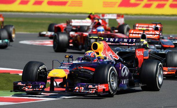 F1:ssä on käynnissä melkoinen rengaskohu.