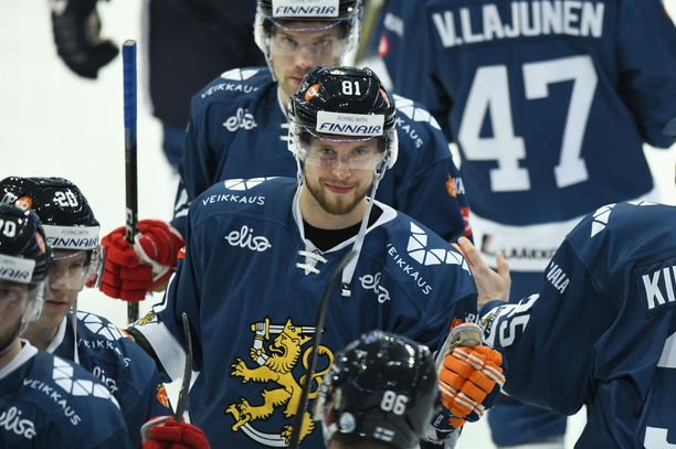 Jukka Peltola luotti Nuoriin Leijoniin.