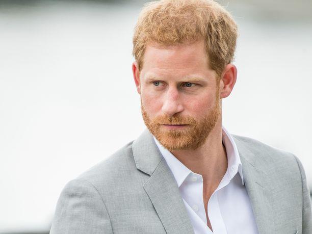 Prinssi Harryn kerrotaan keskittyvän vain elämänsä kielteisiin puoliin ja jättävän huomiotta kaikki hyvät asiat.