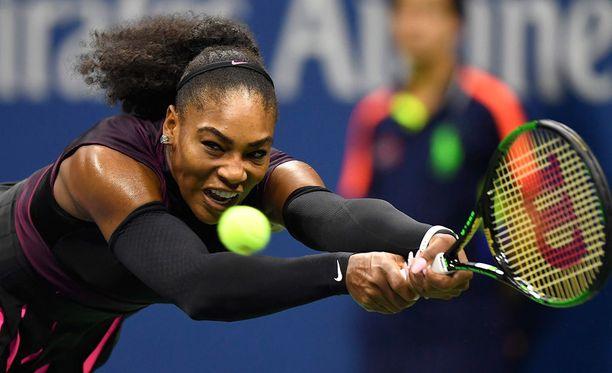 Venäläisryhmän julkistamissa luottamuksellisissa tiedostoissa oli muun muassa Serena Williamsin tietoja.