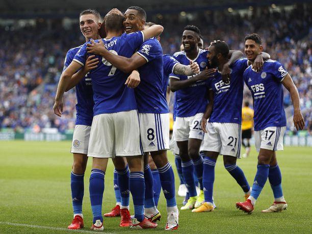 Juhliiko Leicester maanantaina West Hamin kustannuksella?