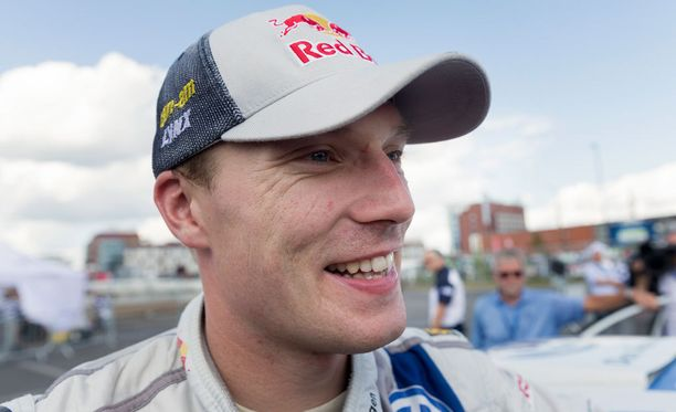 Jari-Matti Latvala otti toisen perättäisen Suomen MM-rallin voittonsa.