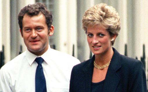 Tänään tv:ssä: Prinsessa Dianan outo käytös sai hovimestarin haistamaan palaneen käryä – Jumppatuokio olikin valetta