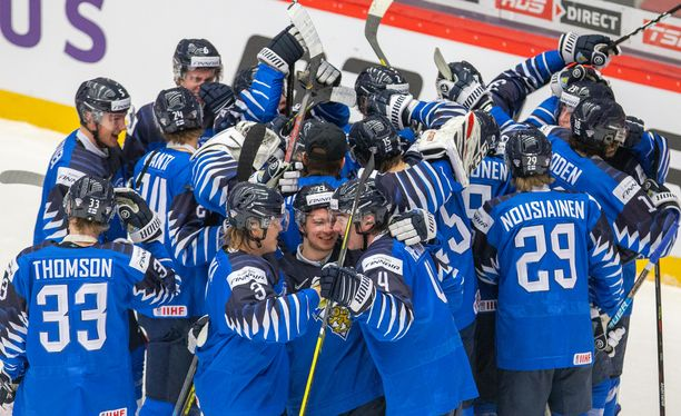 Suomi kaatoi USA:n MM-puolivälierässä numeroin 1-0.