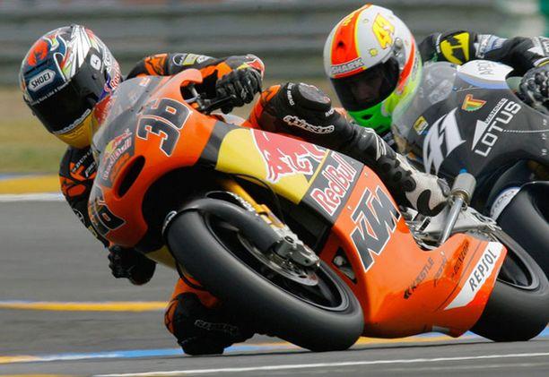 Mika Kallio ajanee ensi kaudella MotoGP-sarjassa.