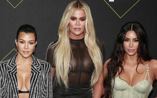 Ero, tuore romanssi, vauvatoiveita... Mitä kaikkea viimeinen Keeping Up With the Kardashians -kausi paljastaa?