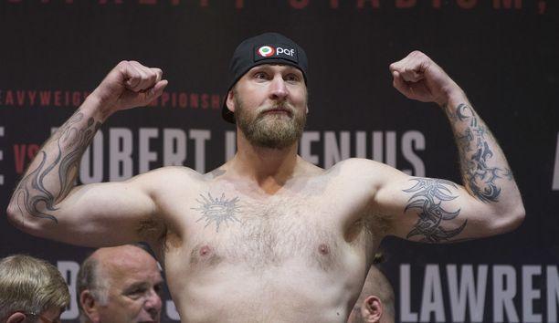 Robert Helenius voitti maaliskuun alussa Adam Kownackin.