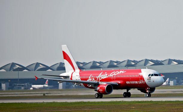Kadonnut kone on malliltaan Airbus A 320. Arkistokuva.