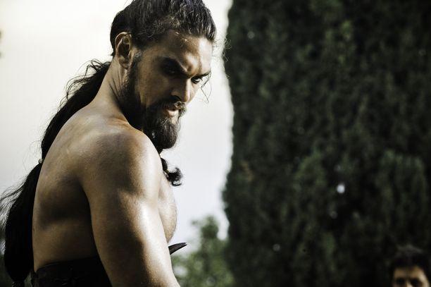 Khal Drogo oli pelätty sotasankari.