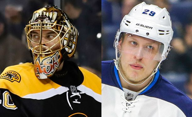 Tuukka Rask ja Patrik Laine valittiin NHL:n tähdistöotteluun.