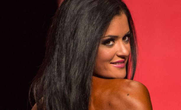 Jessica Arevalo on yksi kymmenestä upeassa galleriassa esiintyvästä fitness-tähdestä.