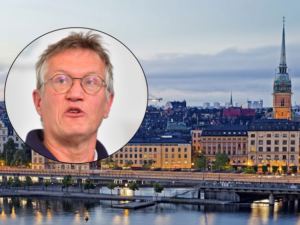 Ruotsi sallii jälleen sisäisen matkustamisen oireettomille henkilöille, mutta terveysviranomaisten ohjeistavat muun muassa välttämään julkista liikennettä. Kuvassa valtionepidemiologi Anders Tegnell.