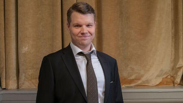 Hannes Suominen on syntynyt Salossa vuonna 1981.