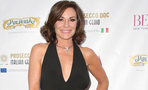Luann de Lesseps, 53, tunnetaan The Real Housewives of New York City-ohjelmasta.