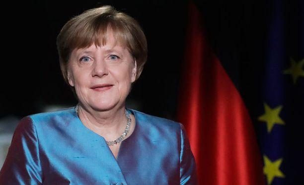 Liittokansleri Angela Merkel.
