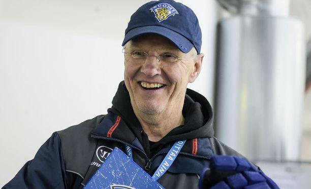 Kari Jalosen mukaan Suomen pelaajat ovat terveitä.