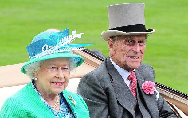 Kuningatar Elisabet ja Prinssi Philip olivat naimisissa 73 vuotta.
