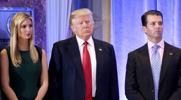 Trumpin lapset Ivanka Trump ja Donald Jr saatetaan myös kutsua kuultavaksi kongressiin, oliko Donald Trumpilla tai Trumpin vaalikampanjalla yhteistyötä Venäjän kanssa presidentinvaaleissa vuonna 2016.
