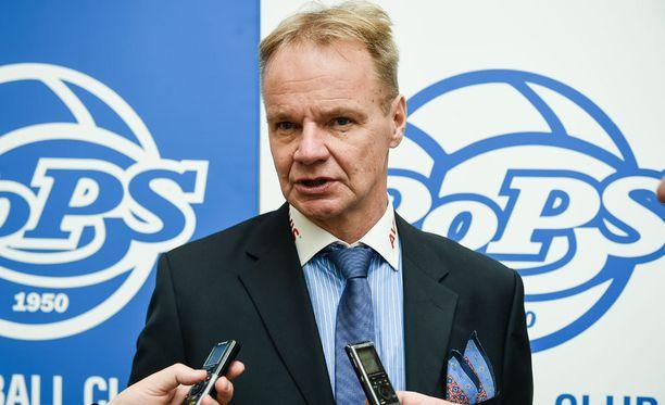 RoPS:n päävalmentaja Juha Malisen pääsiäismaanantai oli raskas.