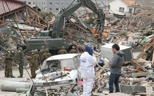Tilanne Japanissa tiistaina: kuolleita jo yli 3 000