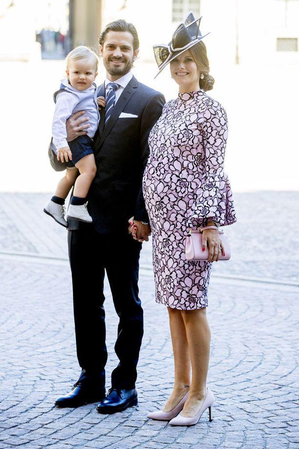 Prinssi Carl Philipin ja prinsessa Sofian perheeseen kuuluu nyt kaksi pikkuprinssiä, Alexander ja Gabriel.