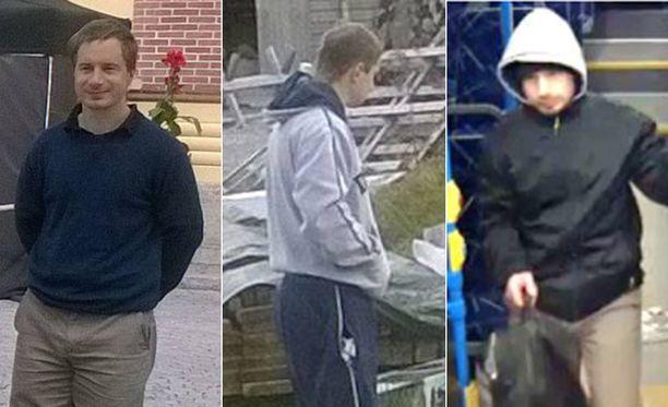Harry Karjalaisen äiti on julkaissut pojastaan kuvia Facebookissa ja pyytänyt ihmisiltä apua pojan löytämiseksi.