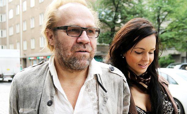 Jussi ja Saana avioituivat elokuun puolivälissä.