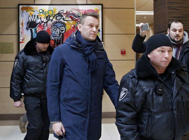 Aleksei Navalnyin mukaan poliittisiin vankeihin kohdistetaan psykologista painetta.