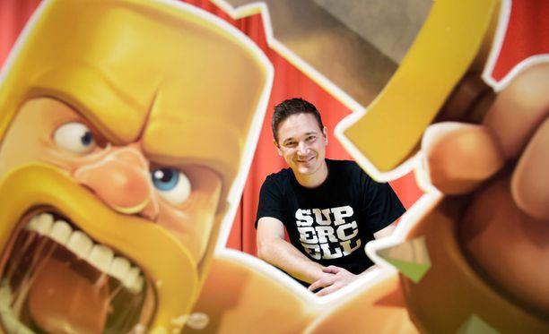 Supercell on niittänyt mainetta ja rahaa Clash of Clans ja Hay Day -peleillään.