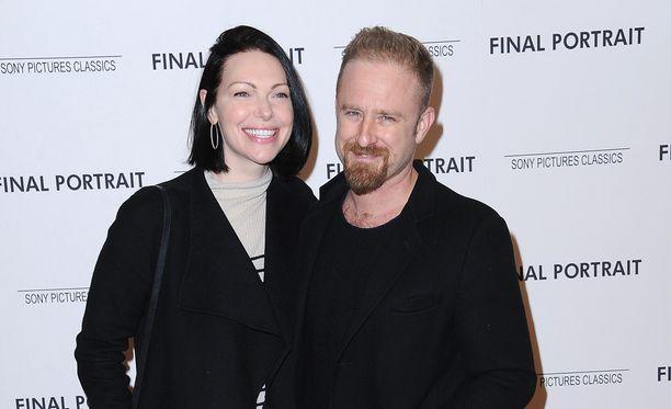 Laura Preponilla ja Ben Fosterilla on yhteinen lapsi.
