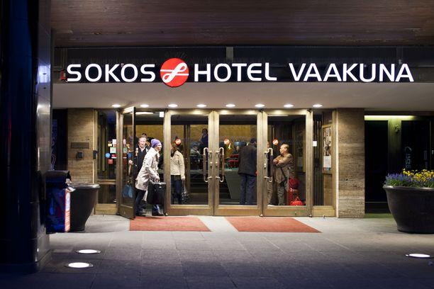 SOK:n Sokos-hotellit ovat olleet puristuksissa koronaepidemian takia. Kuvituskuva.
