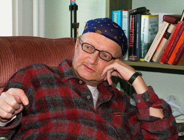 Muusikkolegenda Juice Leskinen kuoli marraskuussa 2006.