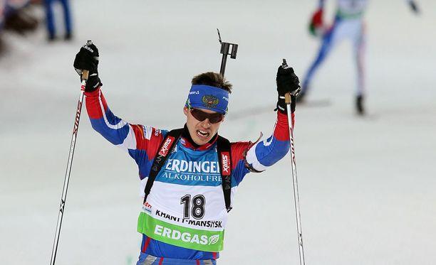 Kaksinkertainen olympiavoittaja Jevgeni Ustjugov on yksi uusista dopingepäillyistä.