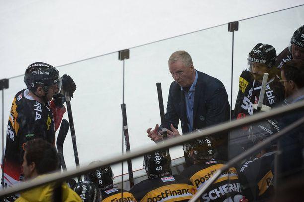Myös Kari Jalosen valmentama Sveitsin suurseura Bern on saanut hyvän startin kauteen.