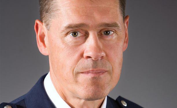 Seppo Kolehmainen on uusi poliisiylijohtaja.